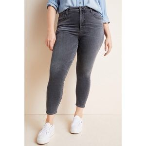 Anthro x Citizens of Humanity Rocket Skinny Jeans